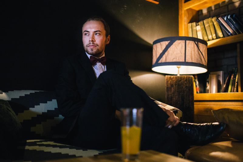 Arttu Koivisto night out